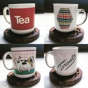 Free Vintage Mug With Any $30 + purchase!